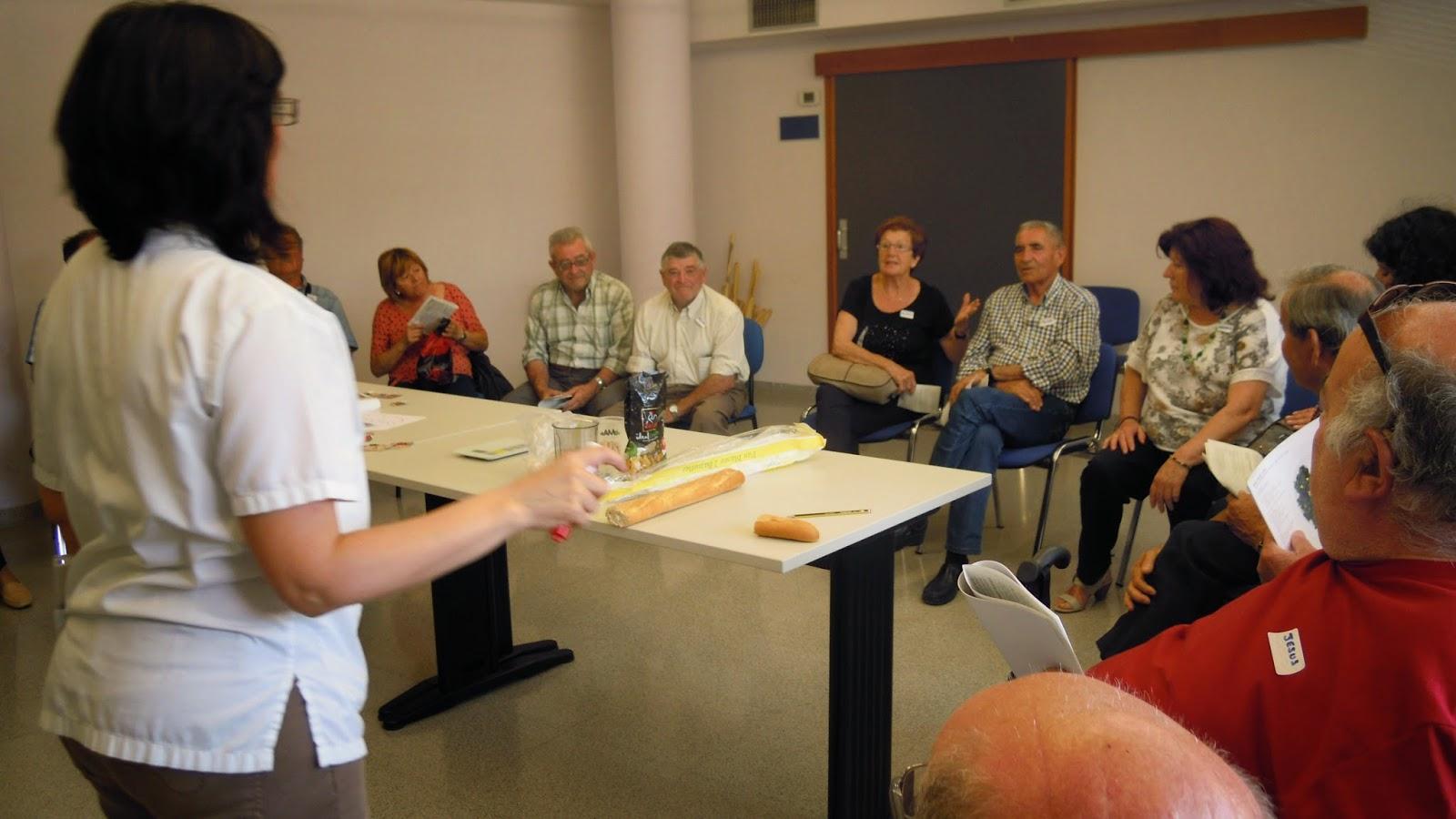 EDUCACION GRUPAL A PACIENTES DIABETICOS EN EL AMBITO RURAL