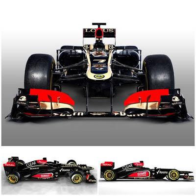 F1 - Lotus E21
