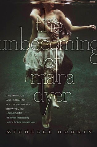 The Unbecoming of Mara Dyer on Goodreads