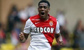 Manchester United Rekrut Striker Muda Prancis Anthony Martial