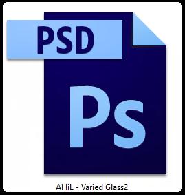 styles dalam format psd