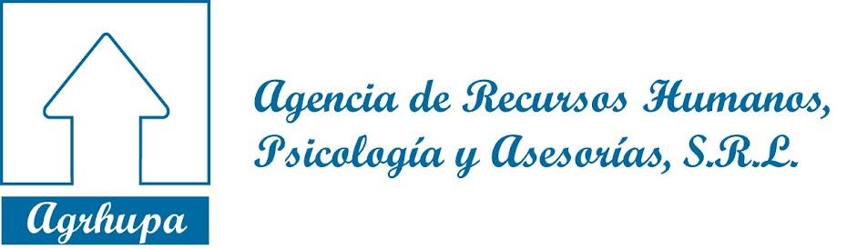 Agencia de Recursos Humanos, Psicología y Asesorías, S.R.L.