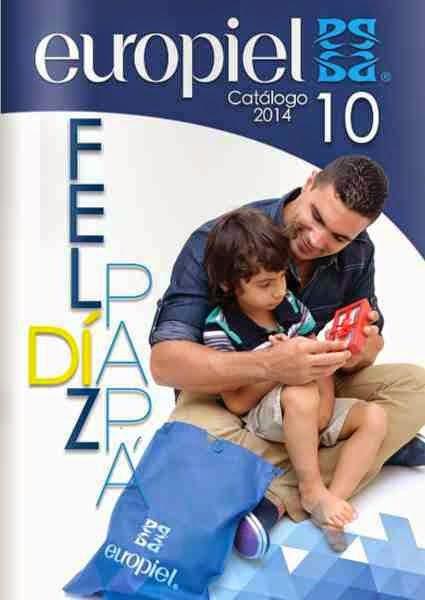 catalogo europiel campaña 10 2014