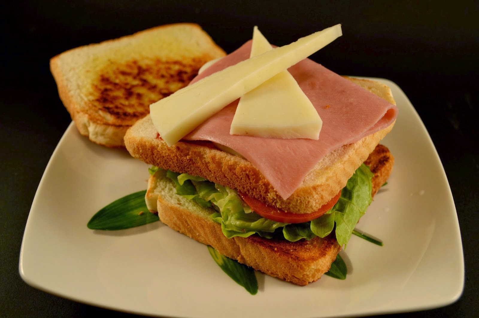 Sándwich mixto especial