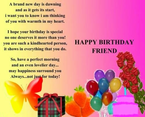 Happy birthday wishes quotes for best friend this blog about happy birthday wishes quotes for best friend bookmarktalkfo Images