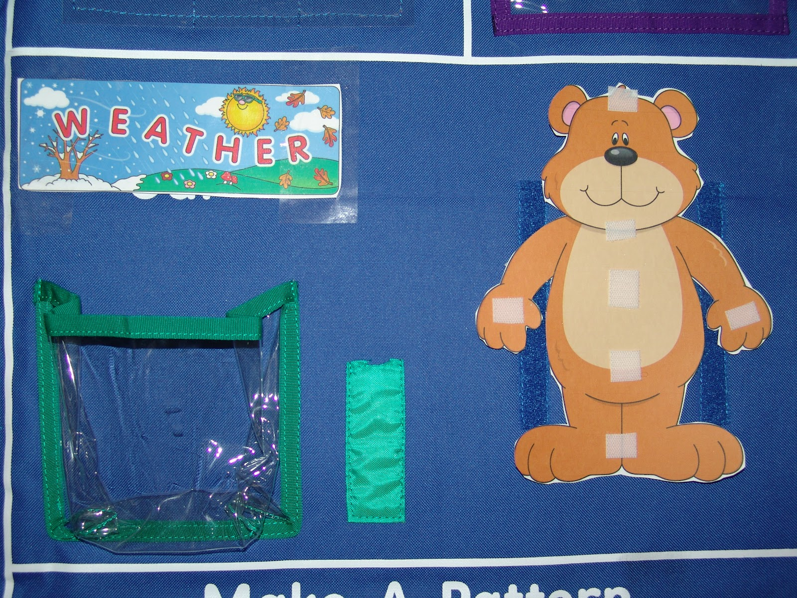 The View from the Pew: Free Weather Bear Printable