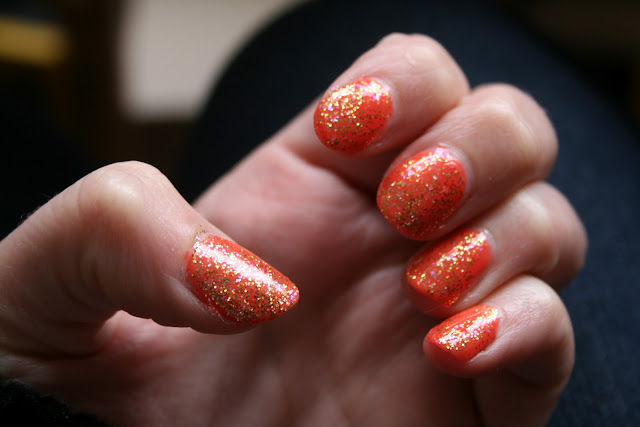 Inspired by Zoella, Orange, Nails, Elf, Beauty UK