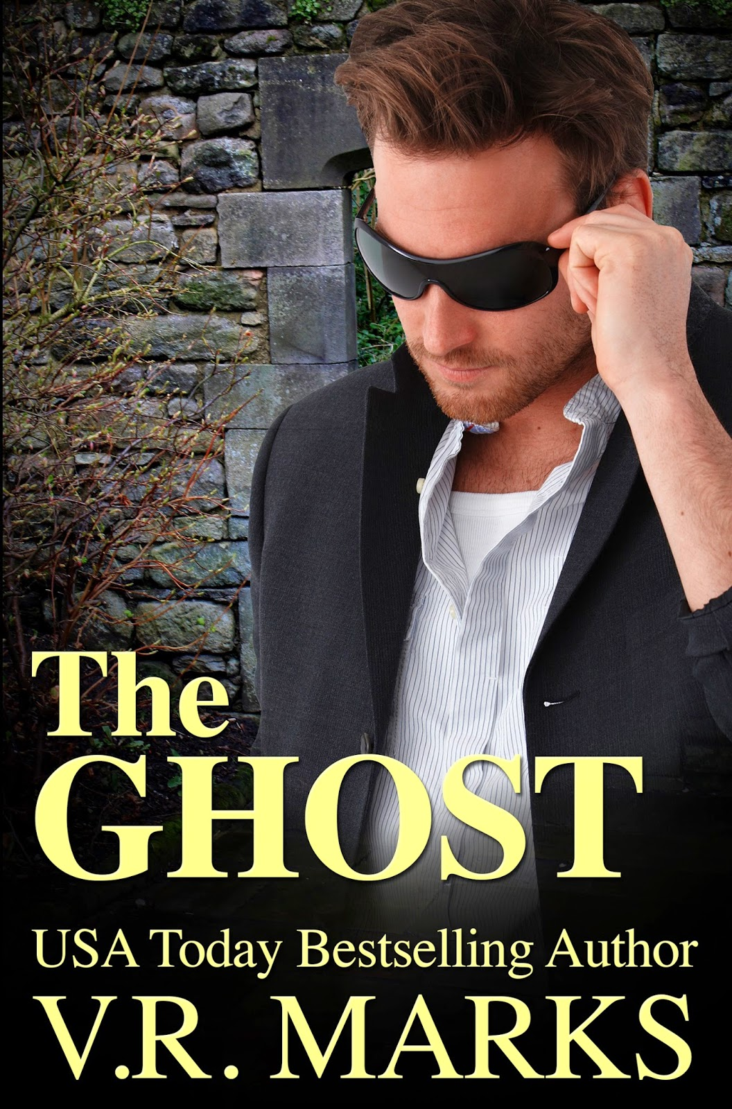 The Ghost (rc Investigations Book 6) By Vr Marks Excerpt