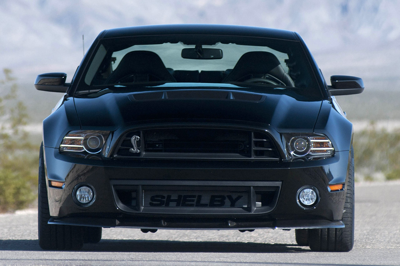 2013 Shelby 1000
