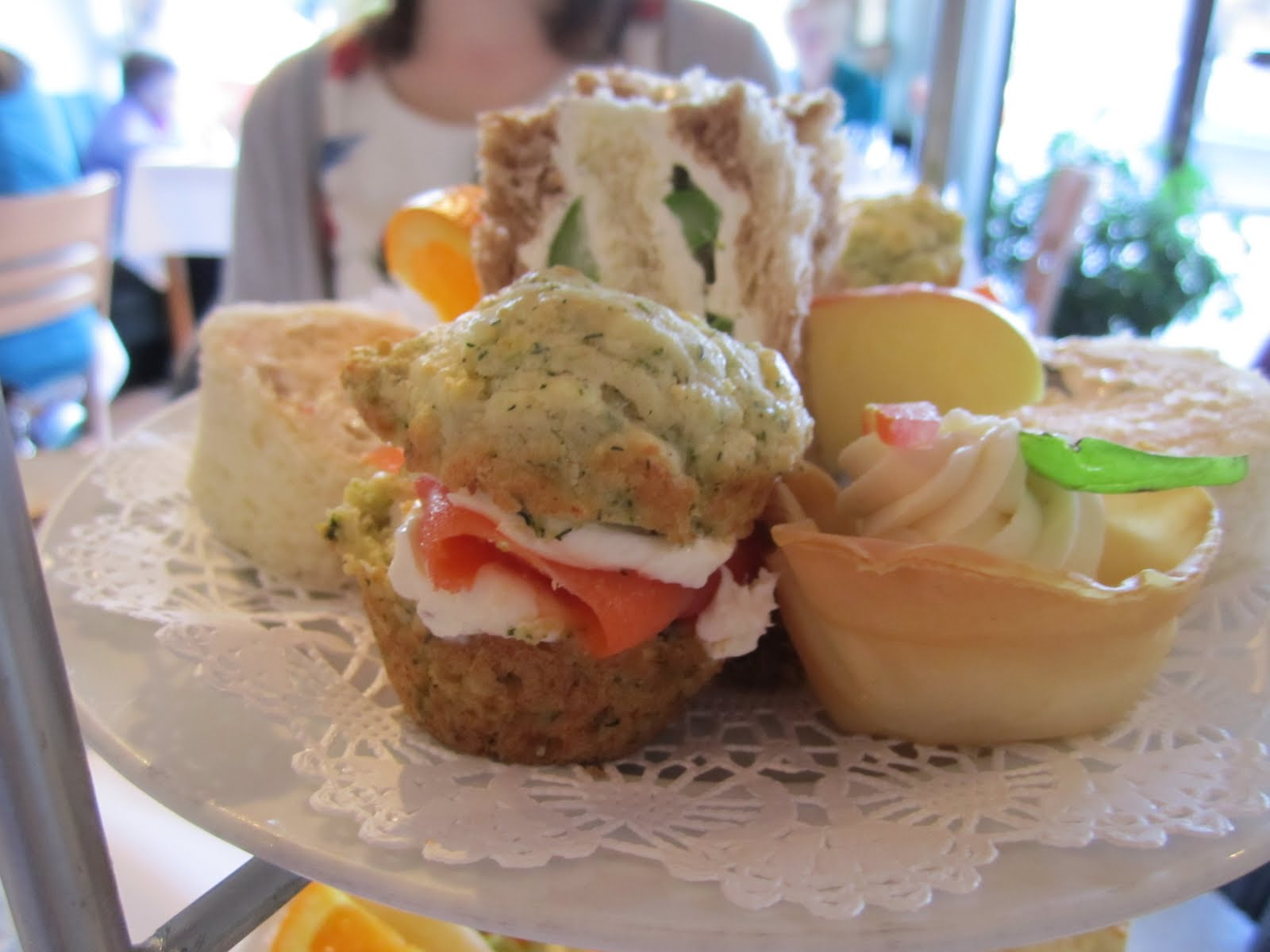 Tea Sandwiches With Cream Cheese And Asparagus Recipes — Dishmaps