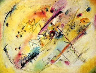Bright Picture 1913 - Wassily Kandinsky painting