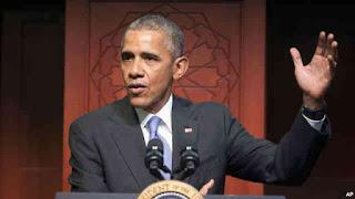 Obama: Mareykanka Dadkiisa Waa Hal Qoys