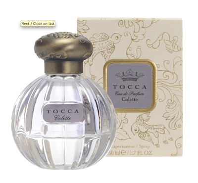 Tocca, Tocca Colette Eau de Parfum, Tocca perfume, Tocca fragrance, Tocca eau de parfum, fragrance, perfume, eau de parfum, giveaway, beauty giveaway, A Month of Beautiful Giveaways