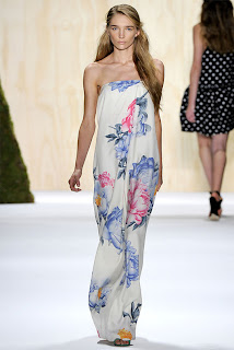 Модные летние платья и сарафаны 2014