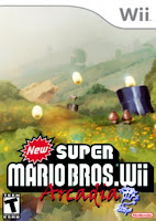 New Super Wario Bros: Arcadia – Wii