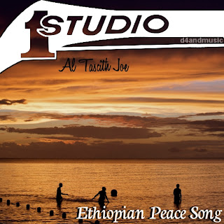 Album art to the single Ethiopian Peace Song by Al Tascith Joe