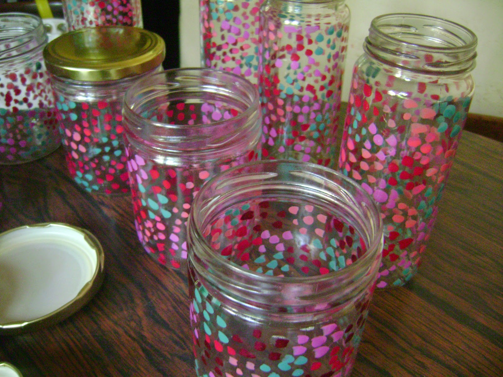 Ideas creativas para reutilizar materiales for Ideas con frascos de vidrio