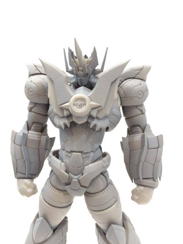 Sentinel Toys RIOBOT Mazinkaiser Wonder Festival 2015 Summer prototype toy image 00