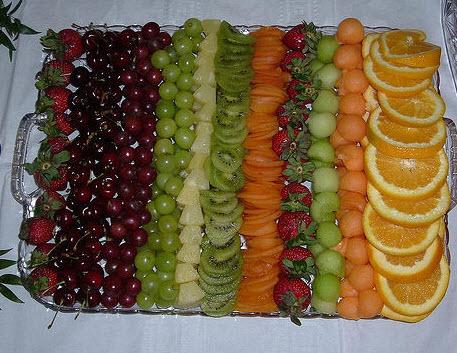 Fruits decoration lucky 39 s recipes - Fruit decoration ...