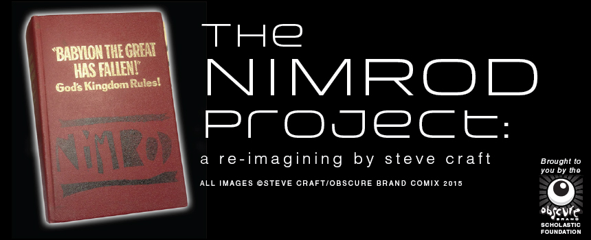 The NIMROD Project: A Re-Imagining by Steve Craft