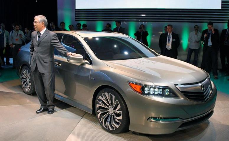 2013 acura rl release date and redesign carandblog new car review release date. Black Bedroom Furniture Sets. Home Design Ideas