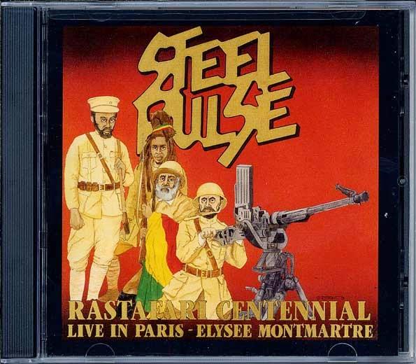 STEEL PULSE - Rastafari Centennial