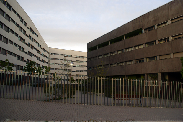 Blog de p rez lacasa arquitectos pau de sanchinarro madrid - Arquitectos en madrid ...