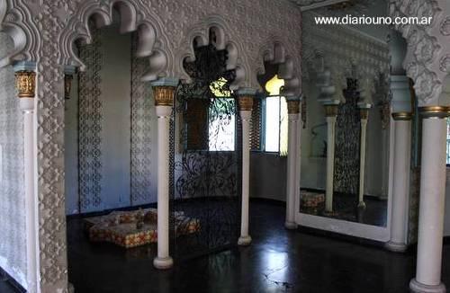 Arquitectura de casas una casa residencial de dise o y - Casas estilo arabe ...