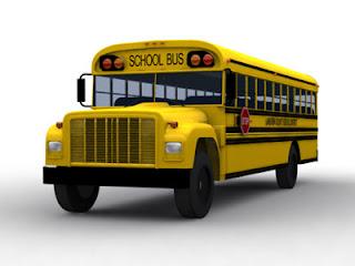 Foto Bus Sekolah