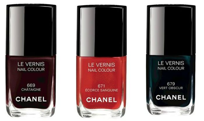 Chanel Le Vernis Autumn 2015
