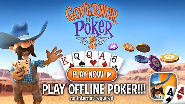 Governor of Poker 2 Premium OFFLINE Mod Apk Download