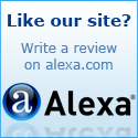 Blogger İçin Alexa Widgetler 12 Adet
