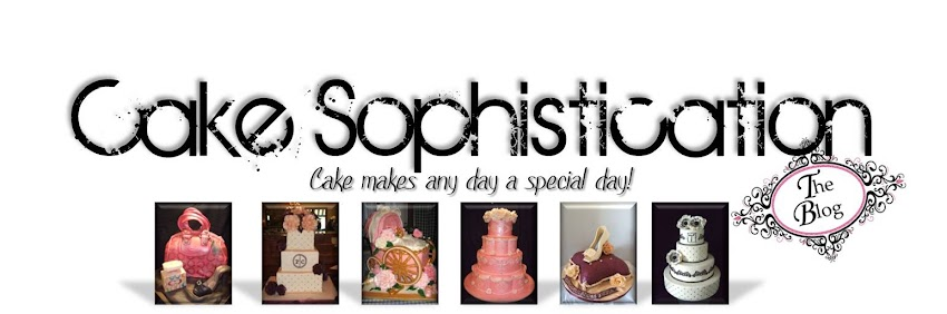 Cake Sophistication - The Blog