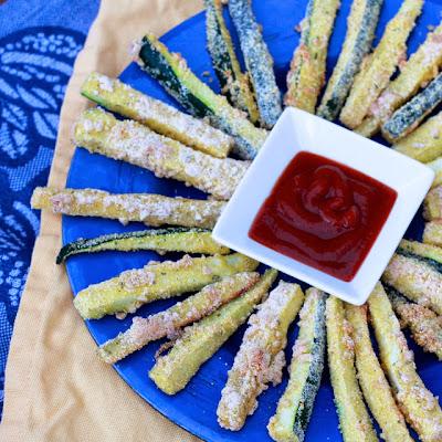 ranch zucchini sticks