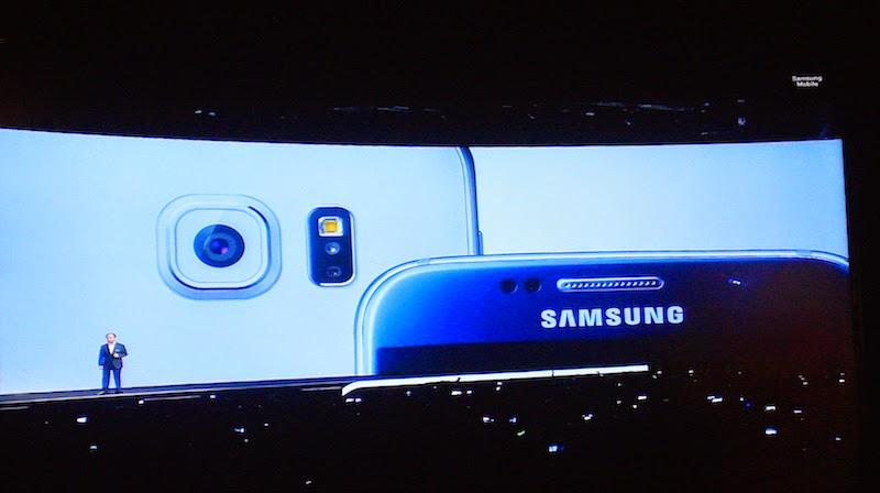Samsung Galaxy S6 and Galaxy S6 Edge Unpacked 2015