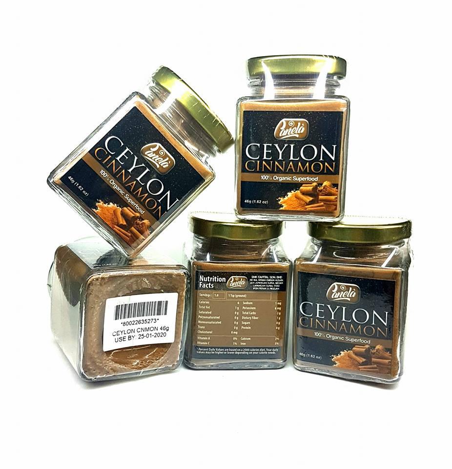 Saya Jual Produk Kayu Manis Ceylon