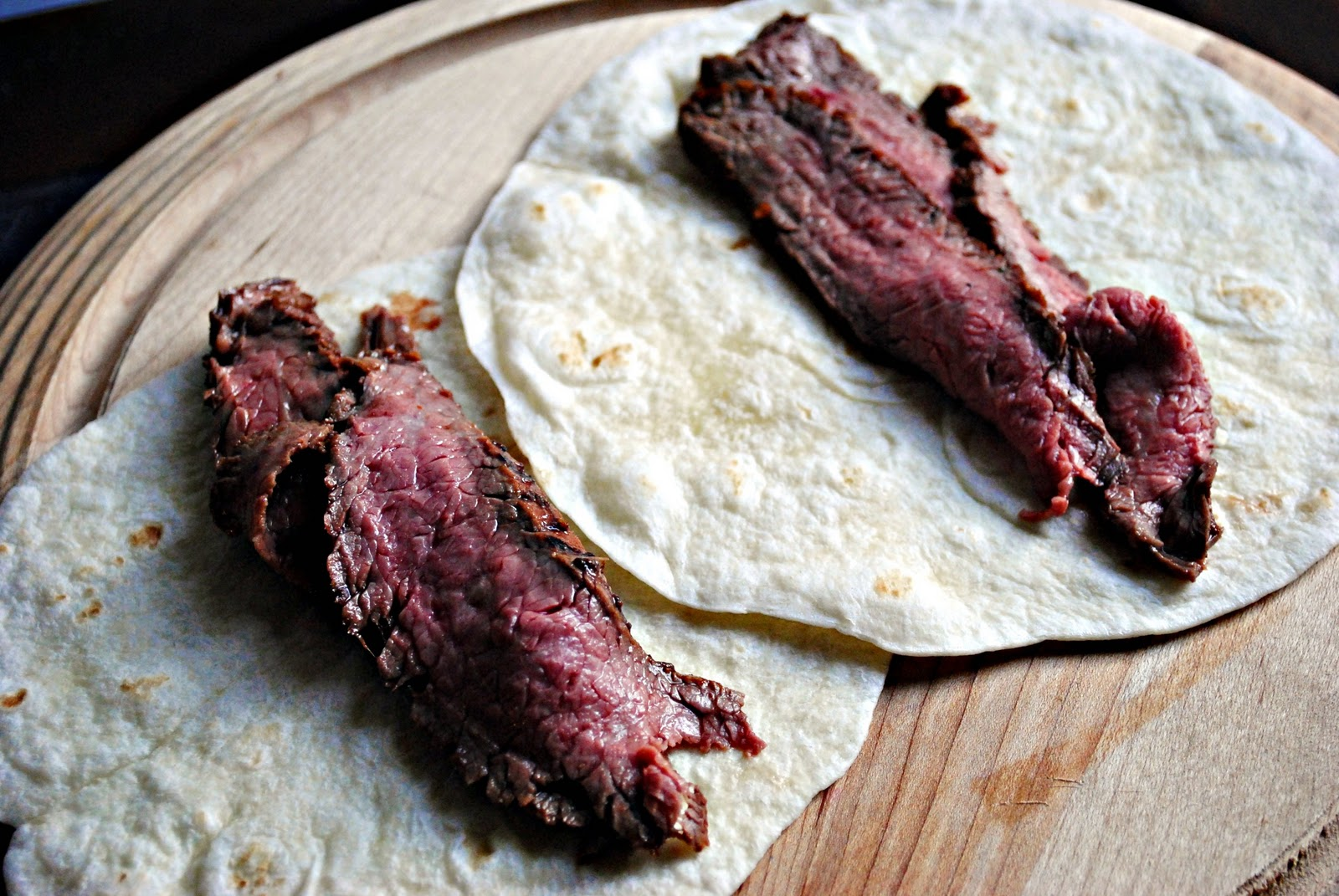 Simply Scratch Cilantro Lime Flank Steak Tacos - Simply Scratch