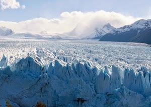 Argentina Snow by Doug Wheller