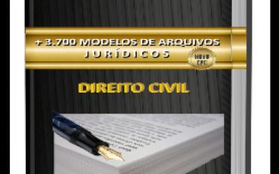 MAIS 3.700 ARQUIVOS JURIDICOS