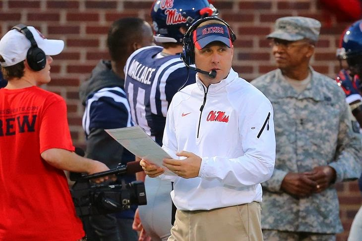 Is Hugh Freeze staying at Ole Miss? (UPDATE: Yes.)