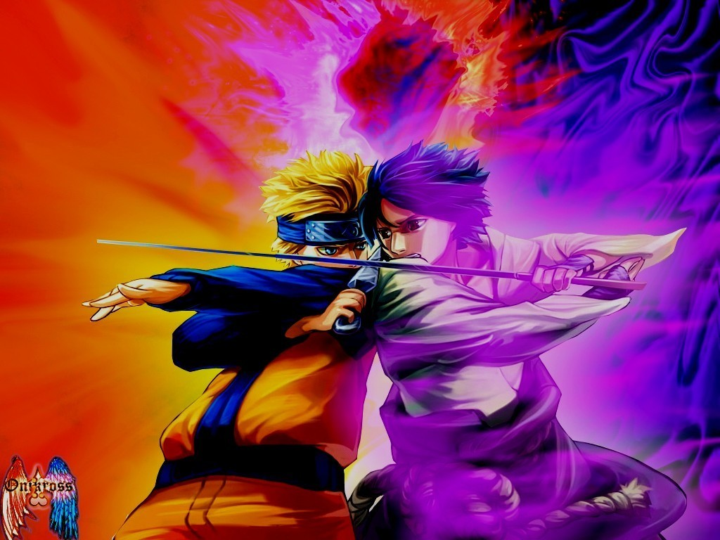 Hình nền Naruto – Ảnh Naruto đẹp nhất làm nền và sasuke
