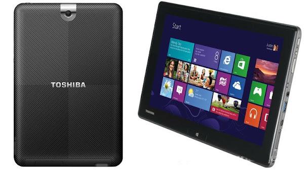 Toshiba WT310 Windows 8 Pro OS