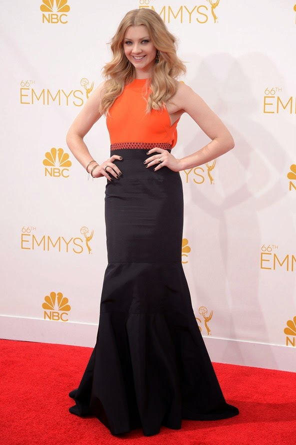 Natalie Dormer Red Carpet Style