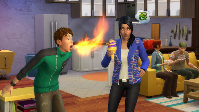sims 4 cool kitchen ice cream flavor