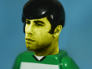 john travolta lego guy