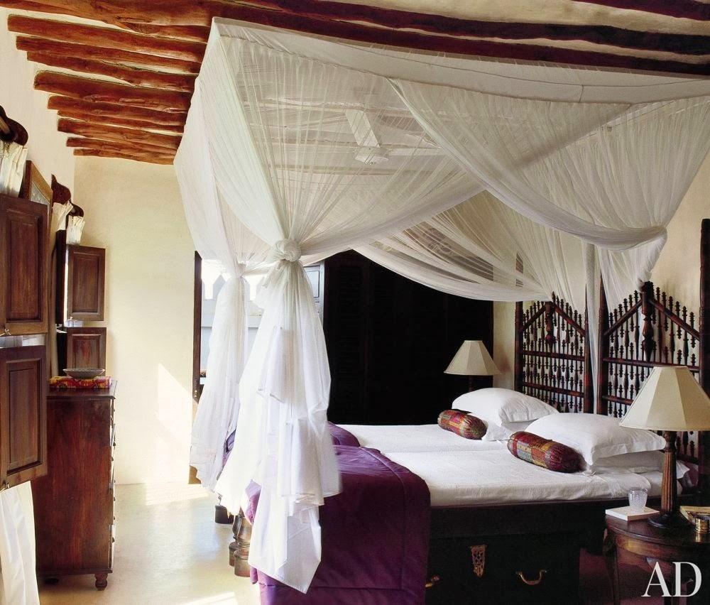 Exotic bedrooms/lulu klein