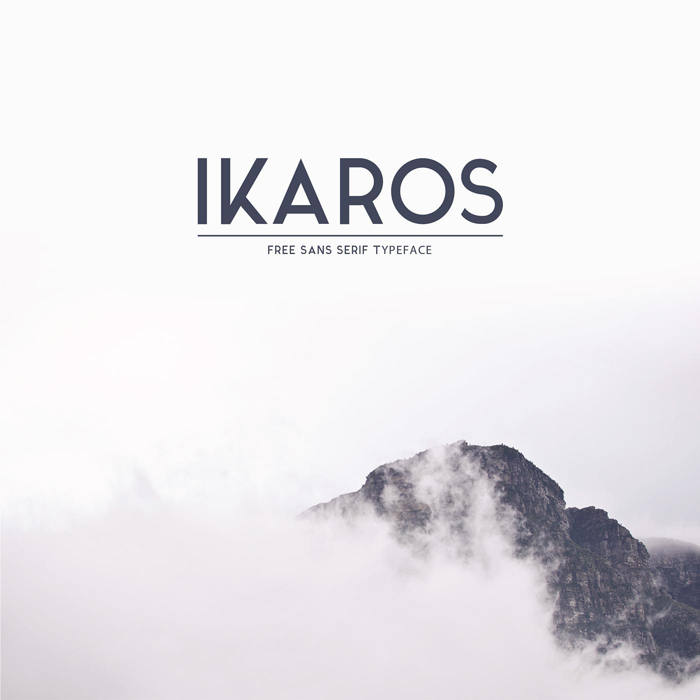 download ikaros font free