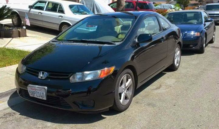Mark's Honda Civic Painted at Almost Everything Auto Body