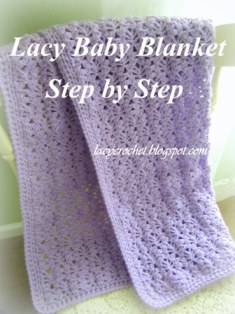 Crochet a Baby Blanket with Me