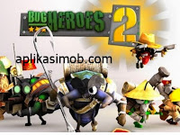 Download Bug Heroes 2 v1.00.02.2 Apk Unlimited Money